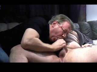 Crazy xxx video gay Blowjob homemade watch pretty one
