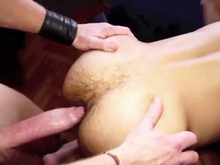 big cock daddy & hairy ass Fucker