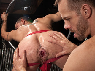 Michael Brandon & Caedon Chase in Fistpack 31: Fist My Gaping Hole - ClubInfernoDungeon