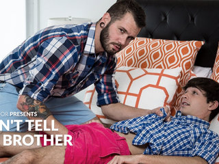 Grayson Lange & Johnny Hill in Don't Tell My Brother - NextDoorStudios