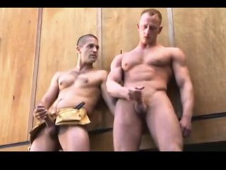 Incredible gay clip with Outdoor, Sex scenes
